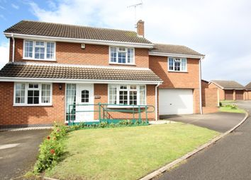 Thumbnail 5 bed detached house for sale in Hemmingfield Way, Worksop