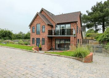 Thumbnail 4 bed semi-detached house for sale in Lichfield Road, Burston