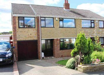 Thumbnail 4 bed semi-detached house for sale in Valley View Road, Ossett