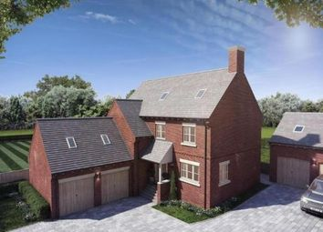 Thumbnail 6 bed detached house for sale in Field House, Worthington Lane, Newbold Coleorton, Leicestershire