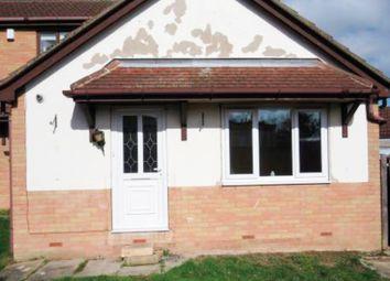 Thumbnail 2 bed semi-detached bungalow for sale in Hoddesdon Crescent, Dunscroft, Doncaster
