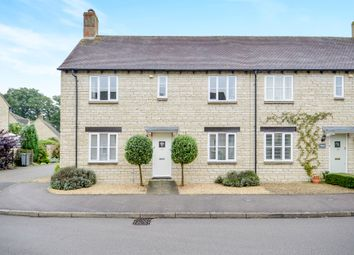 Thumbnail 3 bedroom end terrace house for sale in Hawthorn Drive, Bradwell Village, Burford