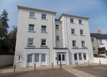 Thumbnail 2 bed flat to rent in Polkyth Parade, Carlyon Road, St Austell