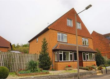 Thumbnail 5 bed detached house for sale in Redland Drive, Loughton