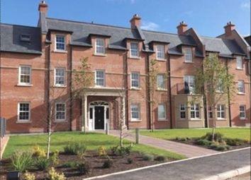 Thumbnail 2 bedroom flat to rent in Milfort Mews, Dunmurry, Belfast