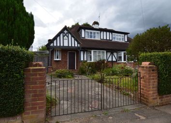 Hillview Road, Hatch End, Pinner HA5. 3 bed semi-detached house
