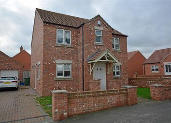 Thumbnail 4 bed detached house for sale in Brigg Road, Broughton, Brigg