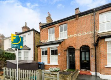 Thumbnail 3 bed semi-detached house for sale in Salisbury Road, New Malden
