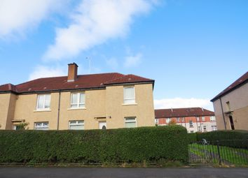 Thumbnail 2 bed flat for sale in Burnbrae Street, Springburn, Glasgow