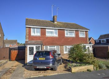Thumbnail 3 bed semi-detached house for sale in Castle Close, Wing, Leighton Buzzard