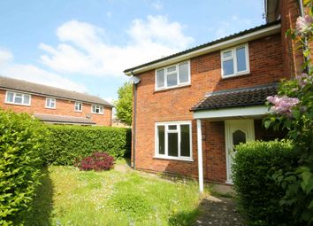 Thumbnail 1 bedroom terraced house to rent in Fromont Close, Fulbourn