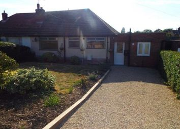 Thumbnail 3 bed bungalow for sale in Walton Road, Walton On The Naze