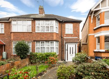 Thumbnail 3 bed semi-detached house for sale in Lexden Road, Acton