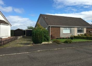 Thumbnail 2 bed semi-detached bungalow to rent in Highland Dykes Drive, Bonnybridge
