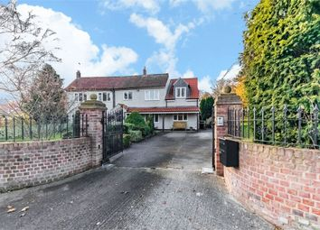 Thumbnail 6 bed detached house for sale in East Lane, Yafforth, Northallerton, North Yorkshire