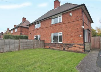 Thumbnail 3 bed semi-detached house for sale in Hereford Road, Bakersfield, Nottingham