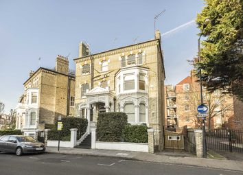 Thumbnail 3 bed flat to rent in Edith Road, London