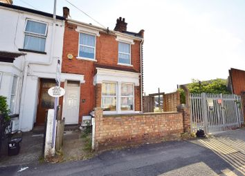 Thumbnail 3 bed end terrace house to rent in Cecil Road, Harrow, Middlesex