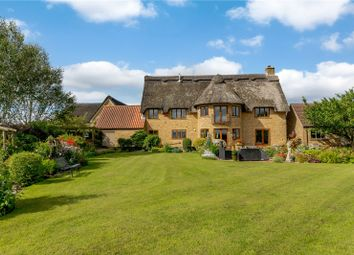 Thumbnail 4 bed property for sale in Roundhills Court, Scackleton, York