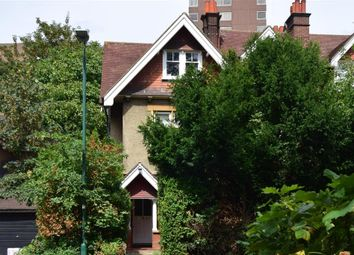 Thumbnail 2 bed flat for sale in Cedar Road, South Sutton, Surrey