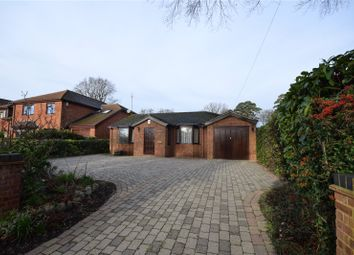 Thumbnail 2 bed detached bungalow to rent in Simons Lane, Wokingham, Berkshire