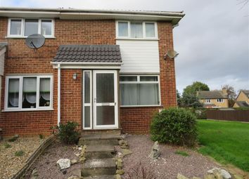 Thumbnail 2 bed end terrace house for sale in Owl End Walk, Yaxley, Peterborough