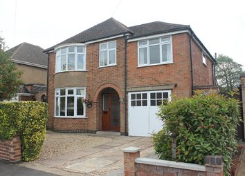 Thumbnail 4 bed detached house for sale in Mere Road, Wigston, Leicester