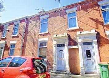 Thumbnail Terraced house to rent in Cambridge Street, Preston