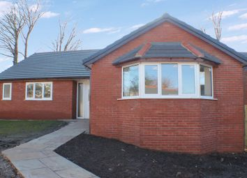 Thumbnail 3 bed detached bungalow for sale in Halkyn Road, Flint