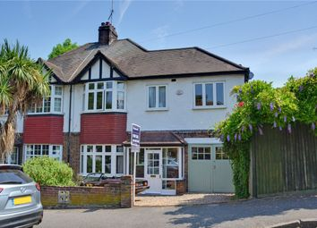 Thumbnail 4 bed semi-detached house for sale in Beaconsfield Road, Blackheath, London
