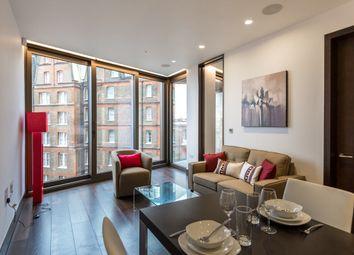 Thumbnail 1 bed flat to rent in Kings Gate Walk, Knightsbridge