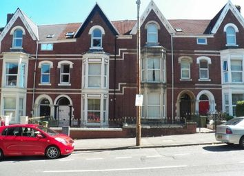 Thumbnail 1 bed flat to rent in Sketty Road, Sketty, Swansea