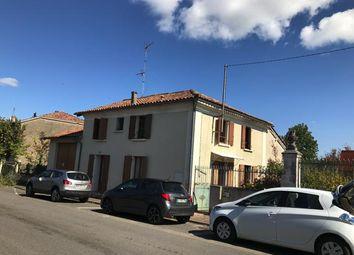 Thumbnail 4 bed town house for sale in Chevanceaux, Montlieu-La-Garde, Jonzac, Charente-Maritime, Poitou-Charentes, France