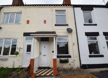 Thumbnail 1 bed terraced house for sale in Weston Coyney Road, Longton, Stoke-On-Trent