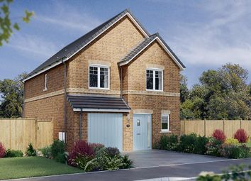 "Thumbnail 4 bed detached house for sale in ""The Ashbury"" at Derwent Close, Stamford Bridge, York"