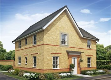 "Thumbnail 4 bed detached house for sale in ""Alderney"" at Birmingham Road, Bromsgrove"