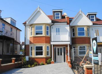 Thumbnail 4 bed semi-detached house for sale in Kings Road, Westcliff-On-Sea