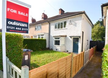 3 bed end terrace house for sale in Cleeve Road, Yardley Wood, Birmingham B14