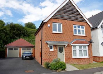 Thumbnail 3 bed detached house for sale in Roseway Avenue, Cadishead, Manchester, Greater Manchester