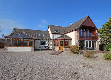 Thumbnail 5 bed detached house for sale in Golf Road, Brora