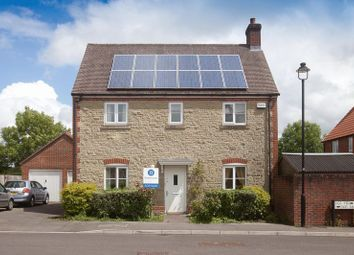 Thumbnail 3 bed detached house for sale in Summer Oaks, Motcombe, Shaftesbury