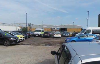 Thumbnail Land to let in Southdown Enterprise Park, Compound 2, Brunswick Road, Ashford, Kent