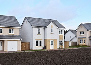 Thumbnail 4 bed detached house for sale in Glendrissaig Drive, Ayr