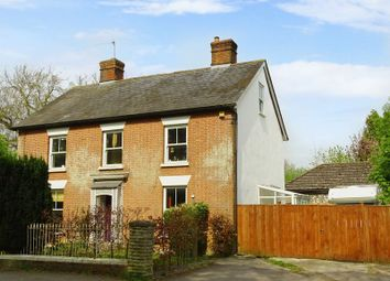 Thumbnail 5 bed detached house for sale in Main Road, Winterbourne Gunner, Salisbury