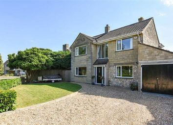 Thumbnail 4 bed detached house for sale in Sams Lane, Blunsdon, Wiltshire