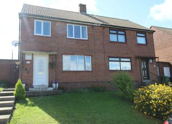 Thumbnail 3 bed terraced house to rent in Cuthbert Road, West Cornforth, Ferryhill