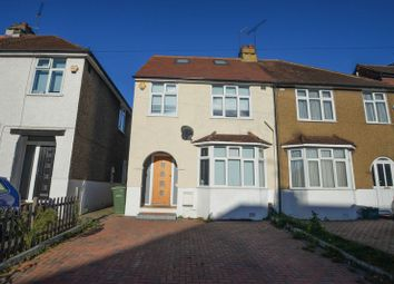 Thumbnail 4 bed semi-detached house for sale in Campfield Road, St.Albans