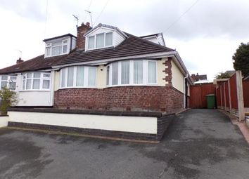 Thumbnail 2 bed bungalow for sale in Grangeside, Gateacre, Liverpool, Merseyside