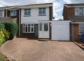 Thumbnail 3 bed detached house for sale in Hawthorn Crescent, Burton-On-Trent, Staffordshire