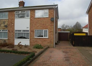 Thumbnail 3 bed flat to rent in Orchard Close, Great Oakley, Harwich